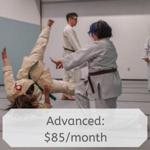 Advanced: $85